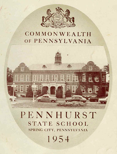 About Pennhurst State School and Hospital